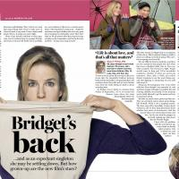 BRIDGET JONES INTERVIEW WITH RENEE ZELLWEGER FOR THE RADIO TIMES